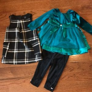 Other - 2 dress up outfits perfect for fall and winter